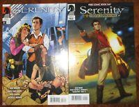 Serenity/Star Wars FCBD Firefly 2012 2008 #3 Dark Horse Joss Whedon
