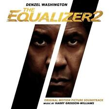HARRY GREGSON-WILLIAMS - THE EQUALIZER 2/OST   CD NEU GREGSON-WILLIAMS,HARRY