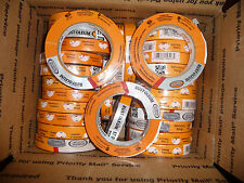 30 rolls Rust-Oleum Automotive Masking Tape Orange High Flexibility Free ship