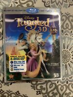 LOT Disney Princess Blu-ray/DVD