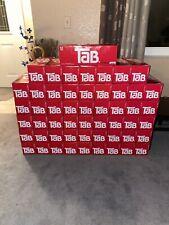 Tab Soda 12-Pack Soft Drinks Tab Coca-Cola Soda 12 oz   Exp: May 10th 2021🔥