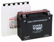 NEW Genuine Yuasa YTX24HL-BS  Motorcycle Battery 12V 21Ah 350CCA AGM