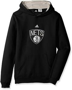 NBA Brooklyn Nets Youth Boys Prime Team Color Pullover Hoodie Jacket