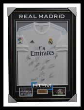 Real Madrid Memorabilia Soccer Jerseys