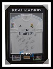 Real Madrid Jerseys Soccer Memorabilia