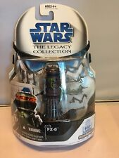 Star Wars The Legacy Collection - FX-6.