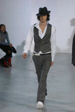 Kris Van Assche KVA Vest Waist Coat size 50 EU Fall 2005 collection