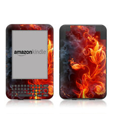 Kindle Keyboard Skin - Flower Of Fire - Sticker Decal