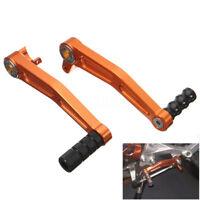 CNC Rear Foot Brake Gear Shifter Shift Pedal Lever For KTM DUKE 125 200 390