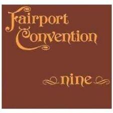 FAIRPORT CONVENTION - NINE (REMASTERED)  CD  13 TRACKS POP NEW+