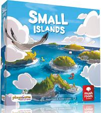 SMALL ISLAND GIOCO DA TAVOLO DA 8 ANNI DA NEGOZIO EDIZIONE ITALIANA PLAYAGAMES