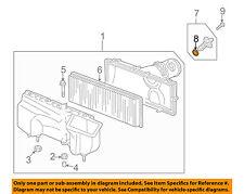 PORSCHE OEM Air Cleaner Intake MAF-Mass Air Flow Sensor O-Ring Seal 98660692500