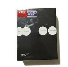 The Ultimate James Bond Collection [Blu-ray] [24 Discs] New Sealed