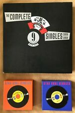 Lot of 3 Stax Volt Box Sets: Complete Singles 1959-1968 Soul 1968-1971 1972-1975