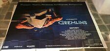 """Les Gremlins, affiche cinéma géante 1984, 400x300 - giant movie poster, 158x118"""""""