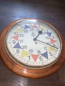 RAF Sector/ Operations Room Clock. Original. 1942