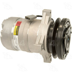 A/C Compressor-New Compressor 4 Seasons 58265