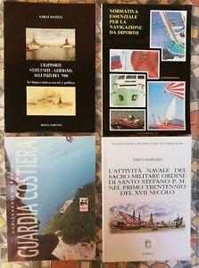 Supplementi Rivista Marittima, Guardia Costiera, Ufficio Storico Marina Militare
