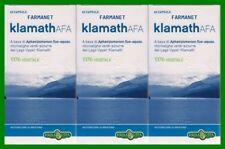 KLAMATH AFA 60 CAPSULE 100% VEGETALE - ERBA VITA - 3 CONFEZIONI 970226561