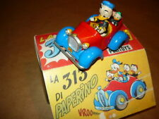POLITOYS 554 AUTO PAPERINO DISNEY DONALD DUCK MODEL CAR MINT POLISTIL DISNEY
