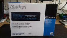 CLARION CZ104E CAR RADIO CD USB MP3 RECEIVER
