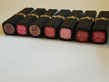 L'Oreal Paris Colour Riche Collection Exclusive Lipstick Choose Color/Shade New