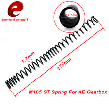Element Softair Gun Spring M165 ST Srping Suitable for AEG Gearbox Accessories