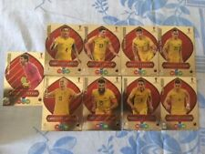 Adrenalyn XL World Cup 2018 Set ALL 9 Limited Edition AUSTRALIA RARE BEST PRICE!