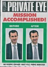 PRIVATE EYE MAGAZINE #1468 ~ 20th APRIL - 3rd MAY 2018 ~ NEW ~