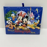 NEW Walt Disney World Official Autograph Book Mickey & Minnie Mouse