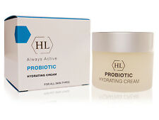 Holy Land Probiotic Hydrating Cream 50ml Lightweight moisturizer All Skin Type
