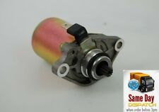 NEW STARTER MOTOR 11 TEETH FOR PIAGGIO DIESIS FLY FREE LIBERTY NRG NTT SFERA ZIP