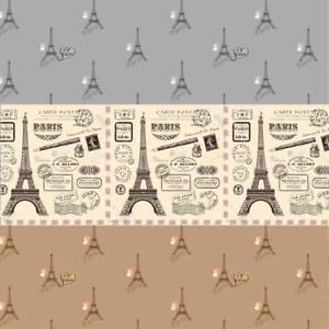 Wholesale Unique Paris Design Gift Wrap 12 pk-3 Colours-High Quality A3