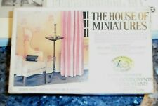 """The House of Miniatures """"Queen Anne Candle Stand"""" #40013 unsealed"""