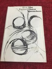 The Thirst Quenchers Rick Raphael Science Fiction Book Club Exclusive 1966