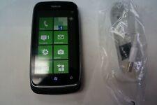 Nokia Lumia 610 8GB Black (Unlocked) us cellular Smartphone  FREE BUNDLE & SHIP