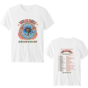 new 2021 dead and& company event concert music tour 2021 merch T shirt GILDAN