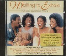 Waiting to Exhale Ost - Whitney Houston/MAry J Blige/Tlc/Brandy Cd Ottimo