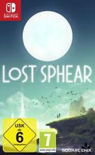Lost Sphear (Nintendo Switch, 2018)