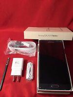 *NEW~ Samsung Galaxy Note 4 - (Verizon) (Factory Unlocked) 32GB - Charcoal Black