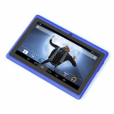 """New 4GB 7"""" Blue Android 4.4 KitKat KidsTablet PC Quad Core Tablet For Kids WIFI"""