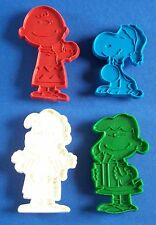 Peanuts Cookie Cutters Snoopy Linus Lucy Charlie Brown Christmas Holiday