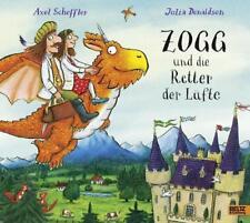 ZOGG UND DIE RETTER DER L�œFTE �–��–��–�ungelesen °  Julia Donaldson und Axel Scheffler