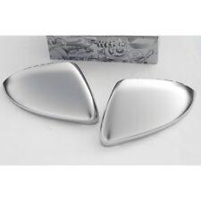 """NEU VW Golf 7 Spiegelkappen Set Alu matt Blende Original Golf """"R"""" Tuning Kappen"""