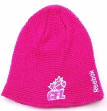 Reebok Canadian Football Winter Hat/Beanie/Toque Tackling Women's Cancer