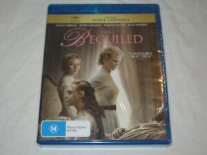 The Beguiled - Colin Farrell - Brand New & Sealed - Region B - Blu Ray