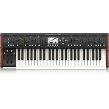 Behringer DeepMind 12 49-Key 12-Voice Analog Synthesizer Polysynth Keyboard
