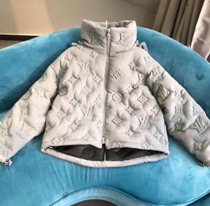 Louis Vuitton Monogram Boyhood Puffer Jacket - L