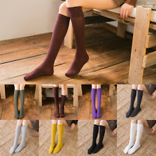 Women Warm Loose Long Socks Cotton Stockings Hosiery Soft Sock Warm Accessory