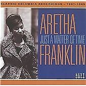 Aretha Franklin - Just A Matter Of Time: Classic Columbia Recordings 196i-1966 (
